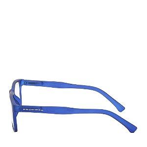 Óculos Receituário Azul Fosco XM2056-1