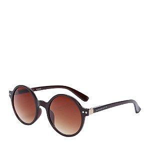 Óculos de Sol Prorider marrom e dourado BADGER