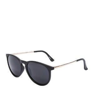 Óculos Solar Prorider Preto fosco&Dourado BRINA