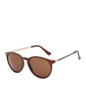 Óculos de Sol Prorider Dourado&marrom 19545