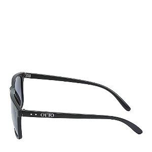 Óculos Solar Otto Preto Fosco 18474