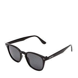 Óculos de Sol OTTO - Preto Fosco Quadrado - 18546