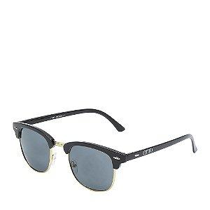 Óculos Solar Otto Preto Fosco&dourado ANDES