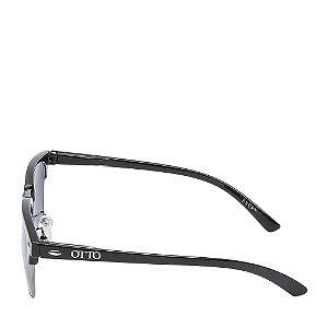 Óculos Solar Otto Preto&grafite Fosco FIERY