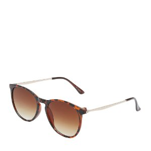 Óculos Solar Otto Marrom&Dourado FIZZY