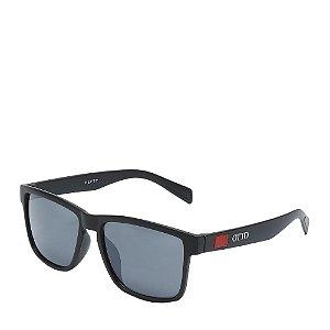 Óculos de Sol OTTO - Preto&Vermelho Fosco - HEFTY