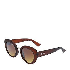 Óculos Solar Otto marrom fosco HYDRO