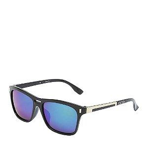 Óculos Solar Otto Preto&dourado Fosco ROTH