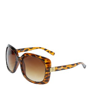 Óculos de Sol OTTO - Preto e Amarelo Tartaruga - SRL4241