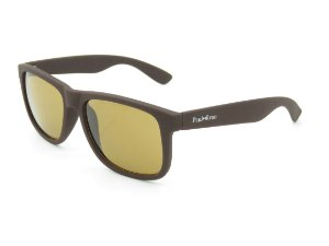 Óculos de Sol Paul Ryan Marrom Fosco - 7390