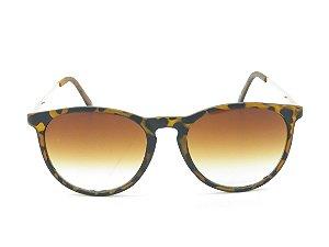 Óculos de Sol Prorider Dourado e Tartaruga - 7393