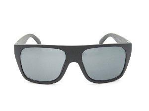 Óculos de Sol Paul Ryan Preto Fosco - 7396