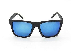 Óculos de Sol Prorider Preto Fosco GP203-3