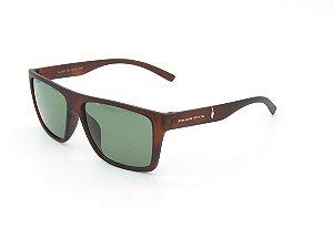 Óculos Solar Prorider marrom Fosco LLL3055C5
