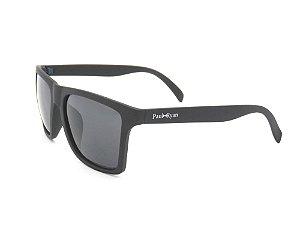 Óculos Solar Paul Ryan Preto Fosco XZ-44