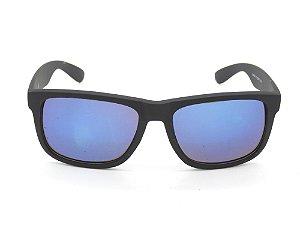 Óculos de Sol Paul Ryan Preto Fosco com lente degradê Z4165-2