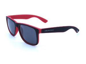 Óculos Solar Prorider Preto e vermelho Fosco Z4165-3