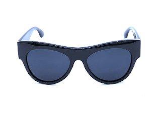 Óculos Solar Prorider Preto e vermelho Fosco BAN