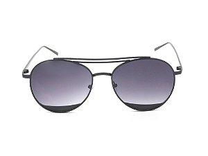 Óculos Solar Paul Ryan Preto Fosco BLUESKY