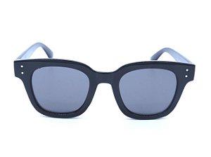 Óculos de Sol Prorider Preto com Lente Fumê - CJH72027C1