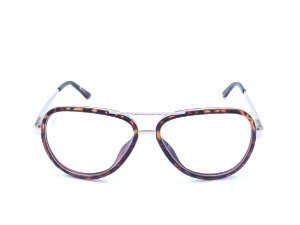 Óculos de Grau Prorider Animal Print com Dourado - 13-229
