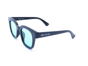 Óculos de Sol Bad Rose Preto - CJH72027C6