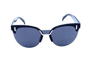 Óculos de Sol Bad Rose Preto - JQ7914C2