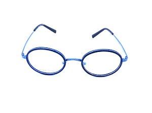 Óculos Receituário Polo Walker Azul - H0053C5