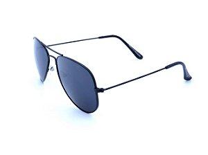 Óculos solar Prorider Aviador Preto Fosco - H08019C1