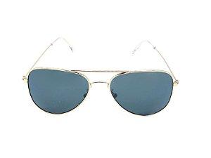 Óculos de Sol Prorider Dourado com Lente Fumê - HUAHINE