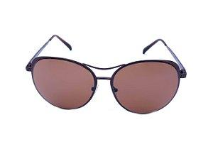 Óculos de Sol Prorider Marrom Fosco - JB91001C2