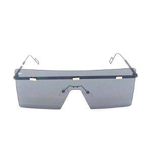Óculos Solar Prorider Grafite com Prata - 19-5