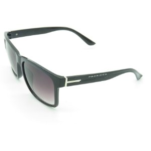 Óculos Solar Prorider Preto com Detalhe Prata - 5157AZ