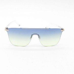 Óculos Solar Prorider Dourado com Translúcido - CJH72042C4