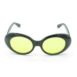 Óculos de Sol Prorider Preto com Lente Amarela - YD1726C3