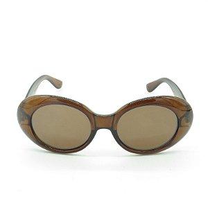 Óculos Solar Prorider Marrom Translúcido - YD1726C6