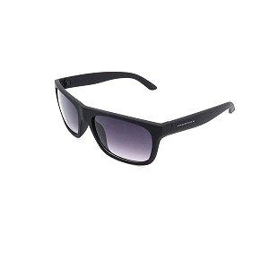 Óculos Solar Prorider Preto Fosco com Lente Degrade - GP209-1