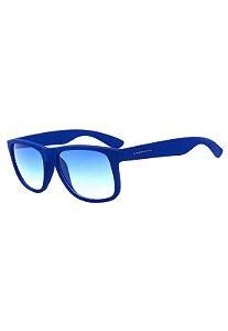 Óculos de Sol Prorider Azul Fosco com Lente Degrade - Z4165-5