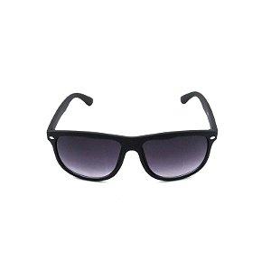 Óculos Solar Prorider Preto Fosco com Lente Degrade - GP206