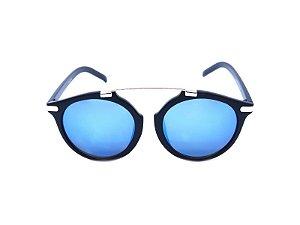 Óculos de Sol Prorider Preto Fosco com Dourado - YD1691C2