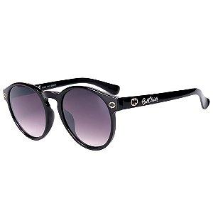 Óculos de Sol Feminino BellClover Preto com Lente Degrade