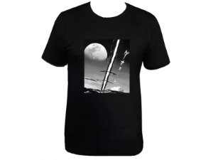 Camiseta Prorider Zeno On Preto com estampa Retangular Vertical - ZOCAM12