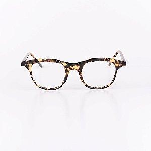 Óculos Receituário Robert La Roche Mescla Translúcido Fosco - RROCRCA94-1