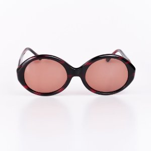 Óculos Solar Feminino Robert LA Roche Vinho Mesclado Translúcido - RROCSCA113