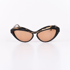 Óculos de Sol Feminino Robert La Roche Animal Print Mesclado Translúcido - RROCSLR321