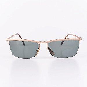 Óculos de Sol Masculino Robert La Roche Dourado Fosco  - RROCSP15