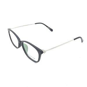 Óculos Receituário Prorider Retangular Preto