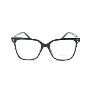 Óculos Receituário Prorider Quadrado Preto - ch5516c1