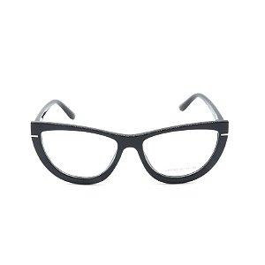 Óculos Receituário Prorider Gatinho Preto - ch5540c1