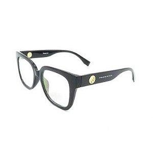 Óculos Receituário Prorider Quadrado Preto